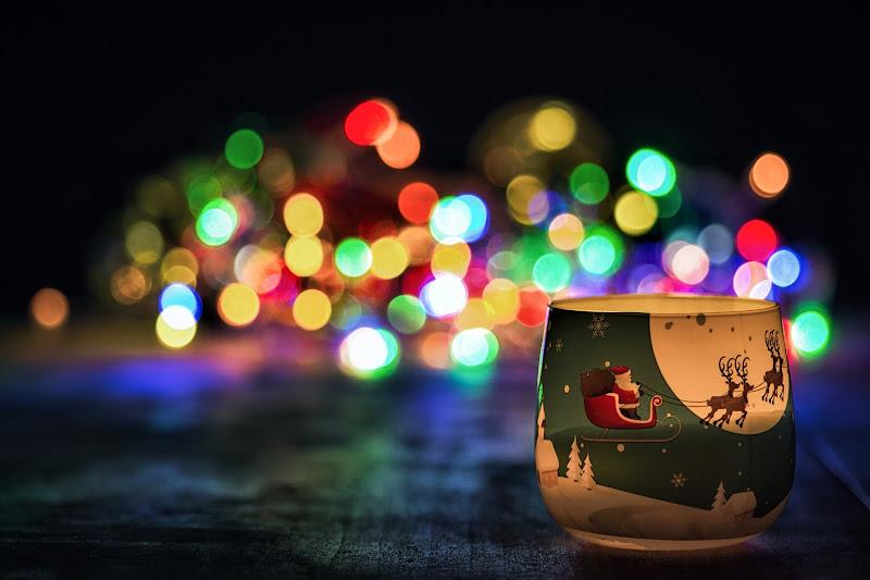 Santa Claus in viaggio di Barbara Surimi