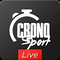 Crono Sport Live! icon