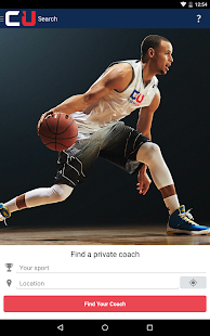 CoachUp - Sports Lessons- screenshot thumbnail