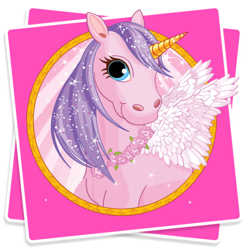 Princess Unicorn Memo Game for Kids and Toddlers💗 (game)