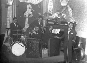 Photo: Cicloni Gruppo musicisti anni 50/60