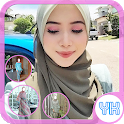 Hijab Styles Photo Editor Camera 2020 icon