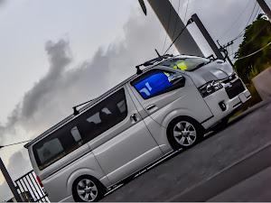 ハイエースバン GDH201V スーパーGL ダークプライムのカスタム事例画像 Kocha_ace.comさんの2020年10月01日20:53の投稿