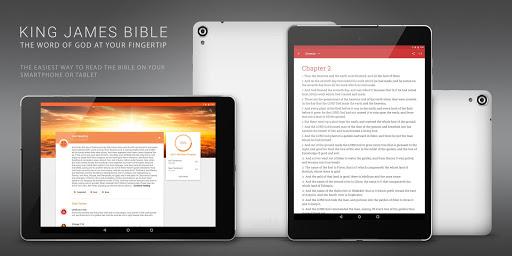 玩免費書籍APP|下載King James Bible (KJV) app不用錢|硬是要APP
