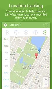 Couple Tracker -Mobile monitor- screenshot thumbnail