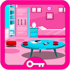 Escapar juego - Sala de chica icon