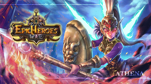 Epic Heroes War: Gods Battle  screenshots 1