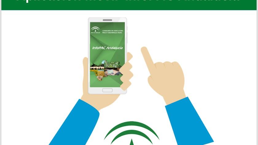 Las ayudas de la PAC, también vía 'app' móvil