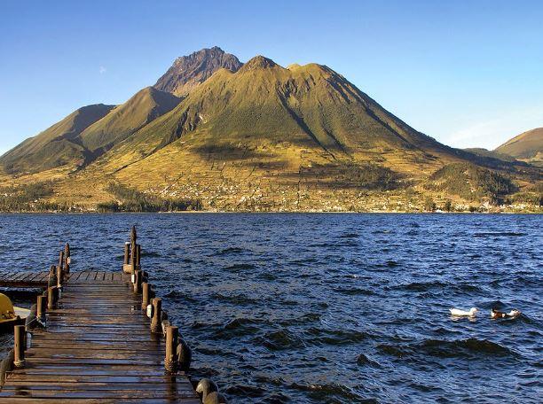 lago  san pablo Ecuador