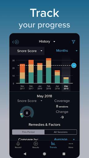SnoreLab screenshot 5