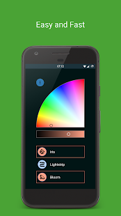 Hue Light - Philips Hue App - náhled