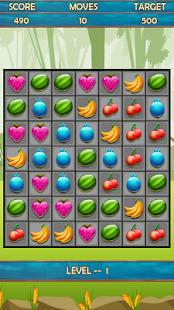 Fruit Line Mania - náhled