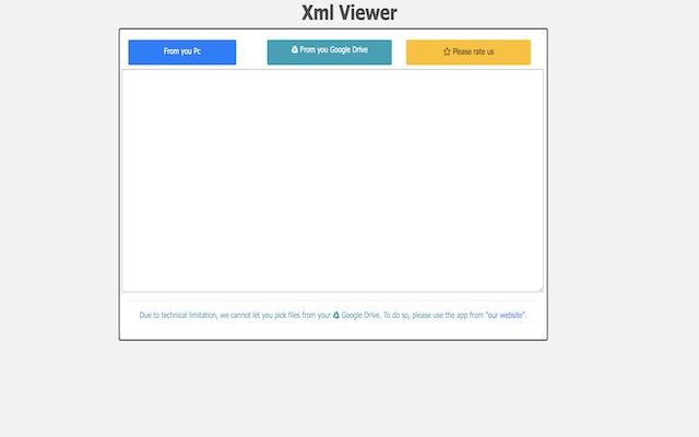 XML Viewer