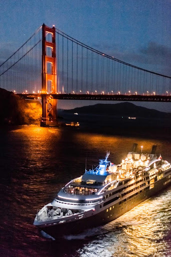 Ponant-San-Francisco4.jpg - Sail to San Francisco and along the California coast on Ponant's Le Soleal.