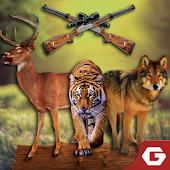 Deathly Wild Animal Jungle Hunting Game 3D