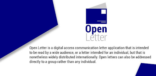 Open Letter   Apps on Google Play