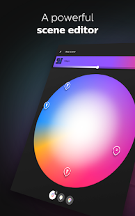 Philips Hue Screenshot
