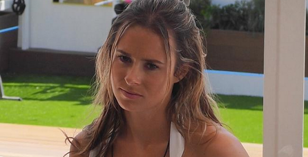 Love Island's Camilla Thurlow and Jonny Mitchell split