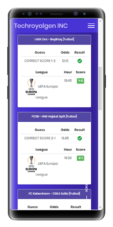 Royal Soccer Best HT/FT Betting Tips App – (Android Apps