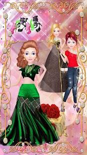 Pinterest Contest : Princess Salon - náhled