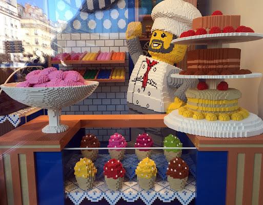 Lego dolce di clic