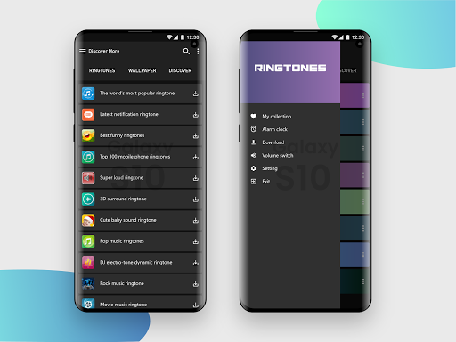 SAMSUNG Galaxy S10 Ringtones screenshot 3