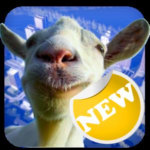 瘋狂的山羊:破壞模擬器 icon