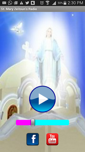 St. Mary Zeitoun's Radio 1.10 screenshots 4
