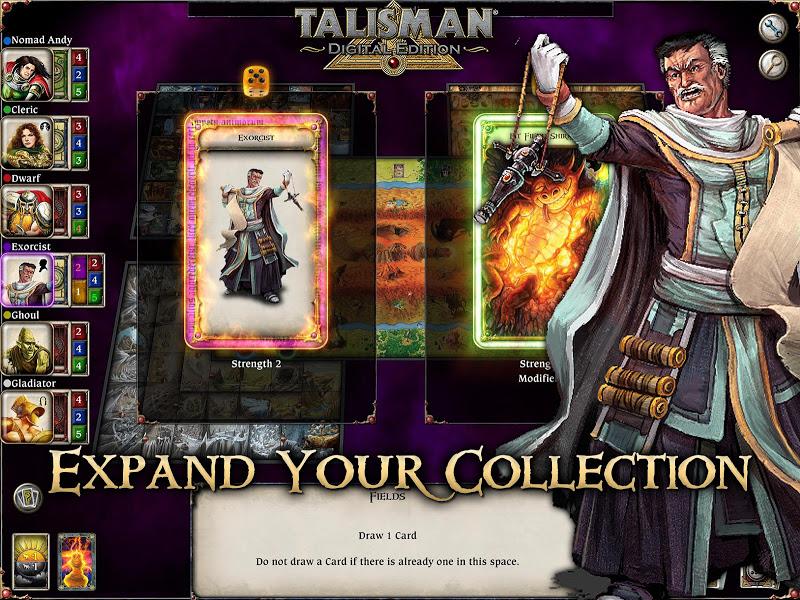 Talisman Screenshot 14