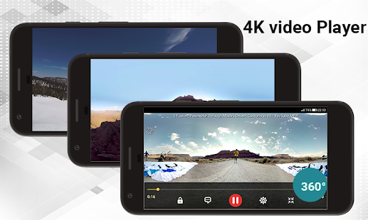 5K MAX Player - All Format HD Video Player - náhled