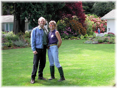We Are Sharon And Bruce Nyenhuis, Owners Of Bentley Gardens. We Are  Fortunate To Design And Build Gardens In One Of The Best Gardening Areas In  The Country ...