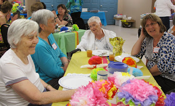 Photo: Grannies Meeting Grannies