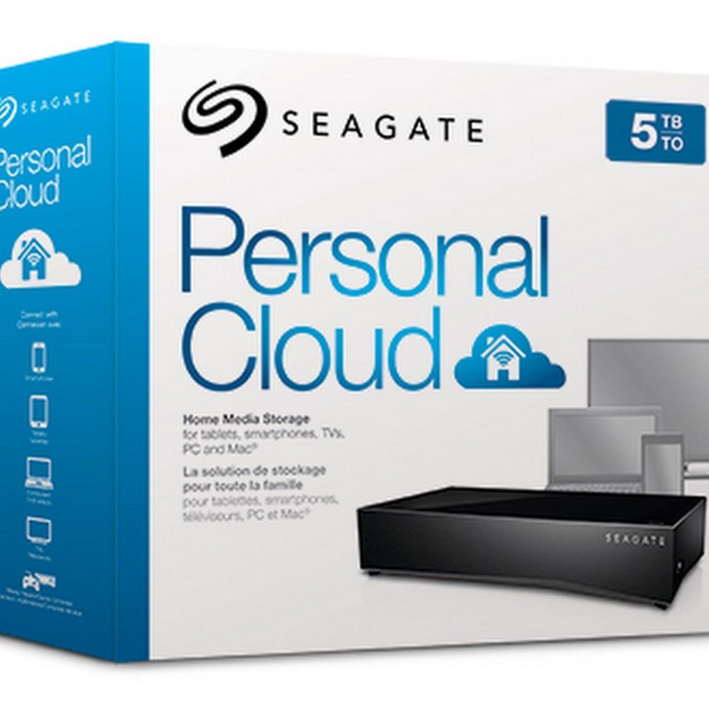 Seagate Personal Cloud 8TB