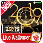 Happy New Year Live Wallpaper 2019 Happy New Year