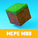 Realistic shader mod for Minecraft PE icon