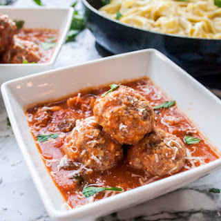 Slow Cooker Italian Sausage Meatballs Recipe