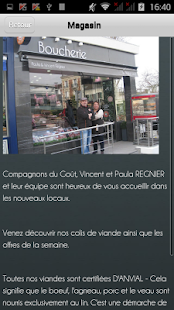 Boucherie de la Poste - náhled