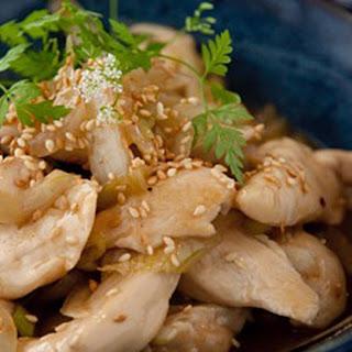 Chinese Style Lemon Chicken