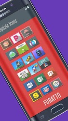 Furatto Icon Pack 2.0.7 [Pro] Cracked Apk 2