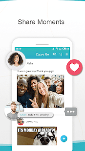App Zapya Go - From File Transfer to Private Social APK for Windows Phone