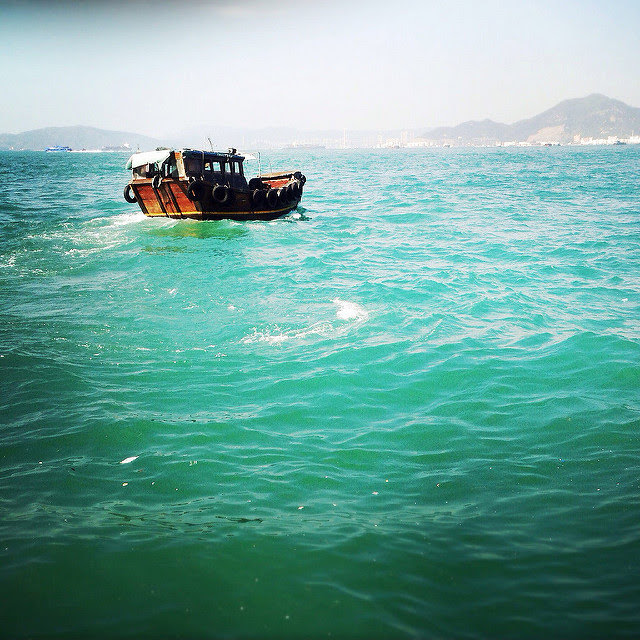 Hong Kong, Fishing Boat,  harbor, 香港, 漁船