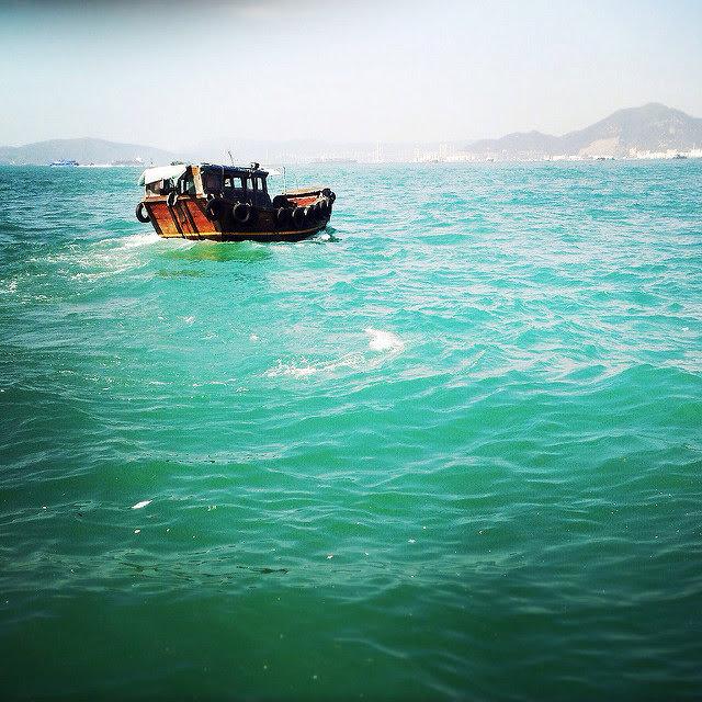 Hong Kong, Fishing Boat,  harbor, 香港, 漁船