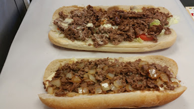 Photo: Philly Cheese Steak