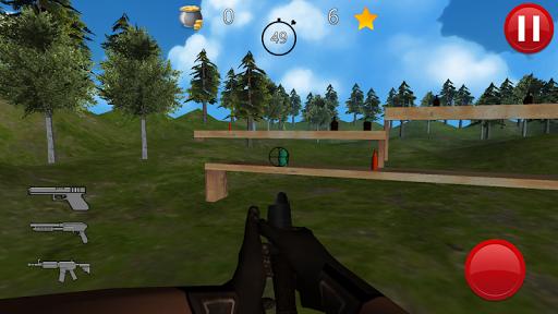 【免費模擬App】Ultra Gunshot 3D-APP點子