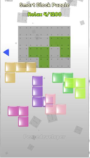 スマートブロックパズル - 頭脳ゲーム