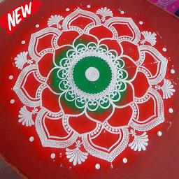 10000 Latest Rangoli Designs