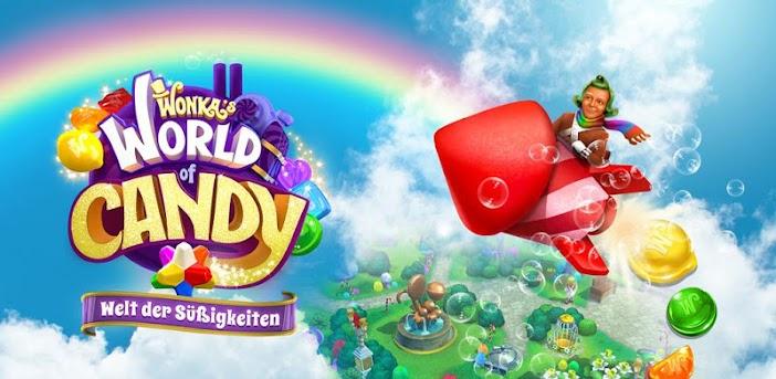 Wonkas Welt der Süßigkeiten – Match 3