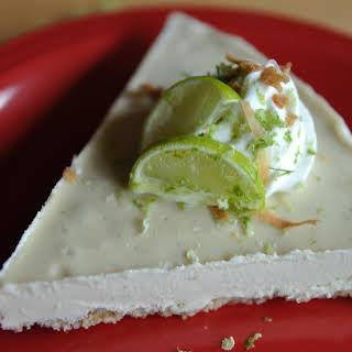 Vegan Key Lime Pie.