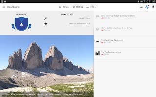 Screenshot of VirtualTraining