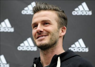 Le défi fou de David Beckham